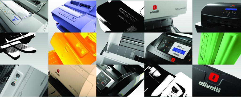 Olivetti Passbook Printer Range