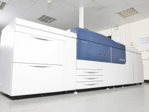Print Bureau Digital Printer