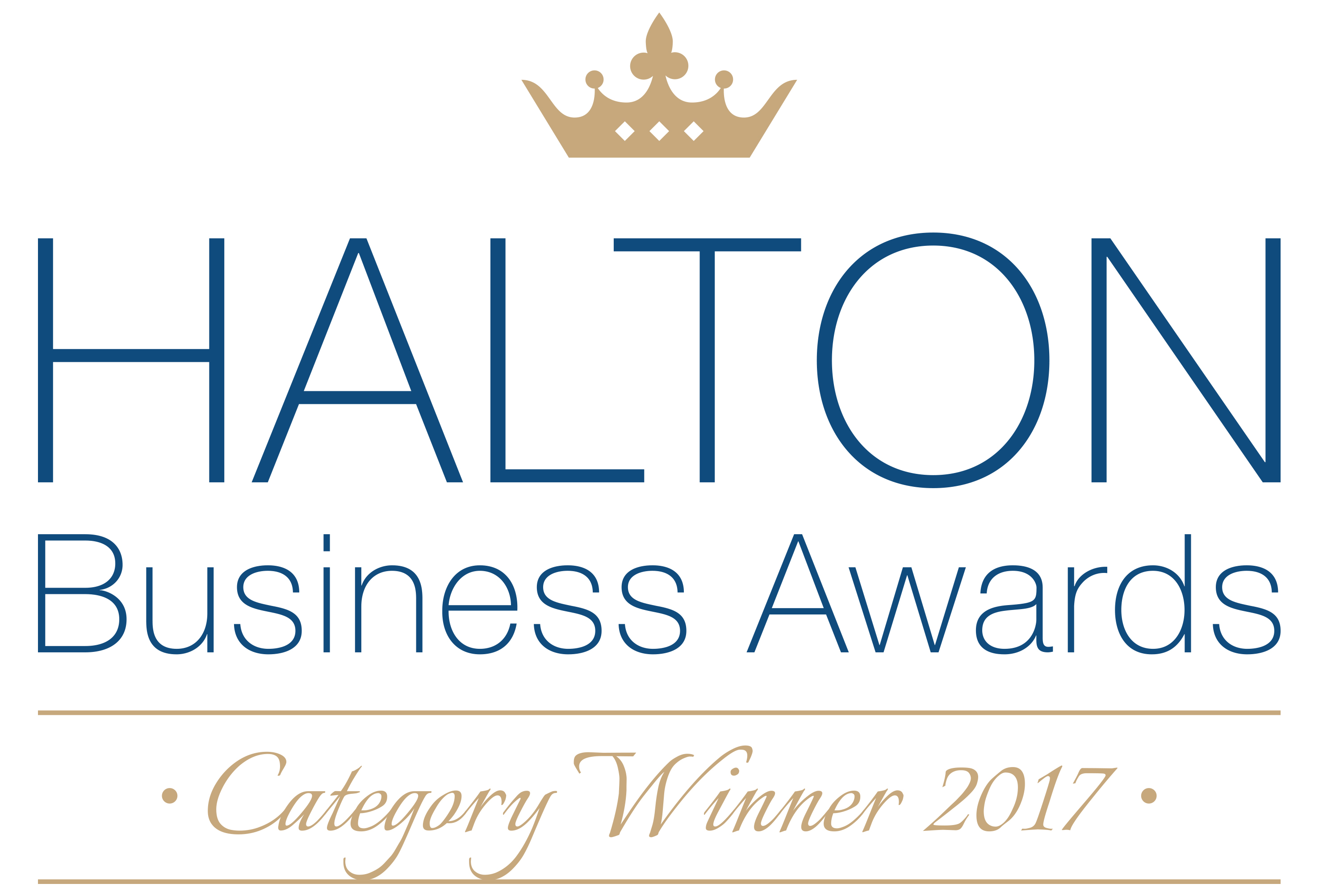 Halton Business Awards Made in Halton Winner