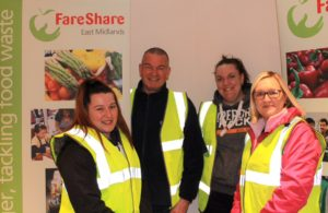 Checkprint Supporting Fareshare