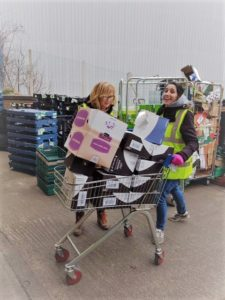 Checkprint Supporting Fareshare East Midlands