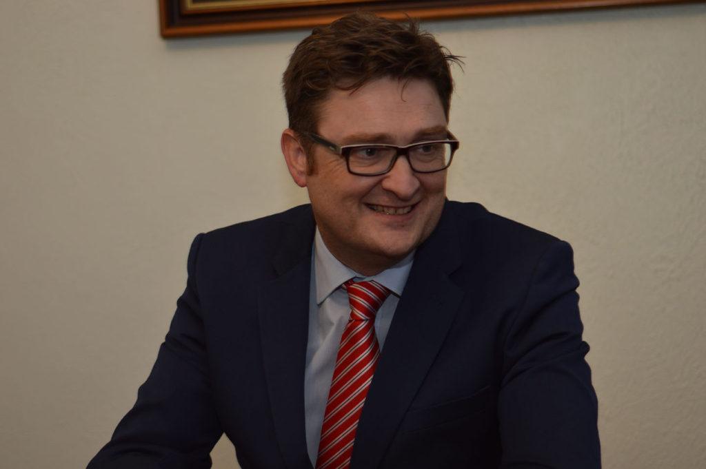 ISO 27001 Peter Thomas DLRT Managing Director