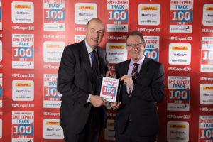 Sunday Times Lloyds SME Export Track 100
