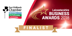 Leicestershire Business Awards 2018