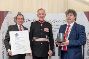 Queens Award for Enterprise: International Trade 2018