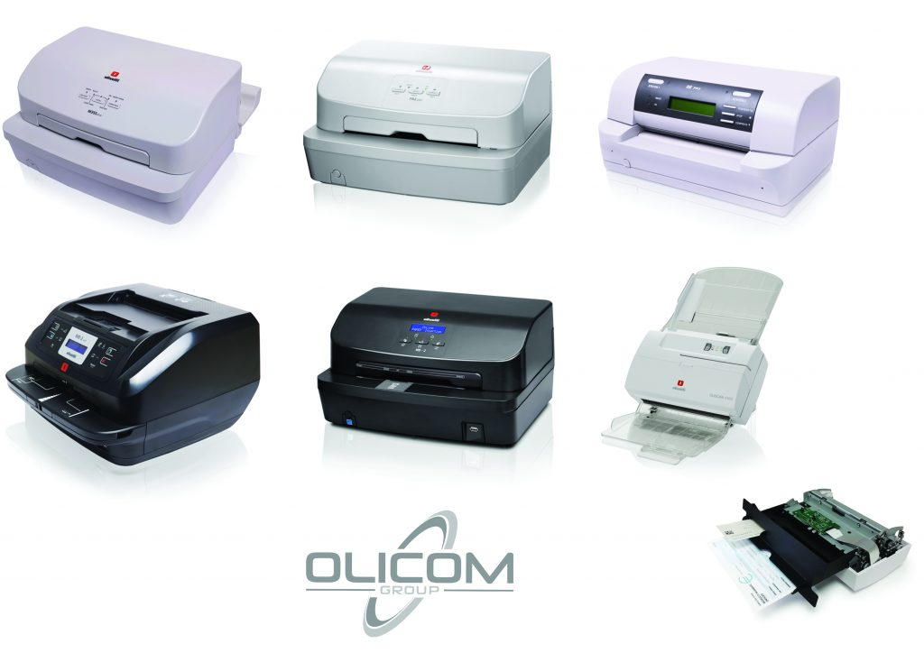 Olicom Passbook Printer Range