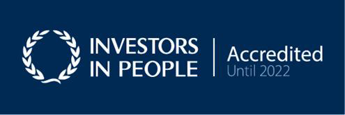 Checkprint Investors in People Accreditation