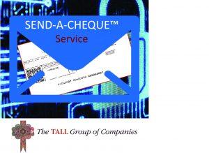 Send-A-Cheque™ service