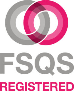 financial services supplier qualification logo