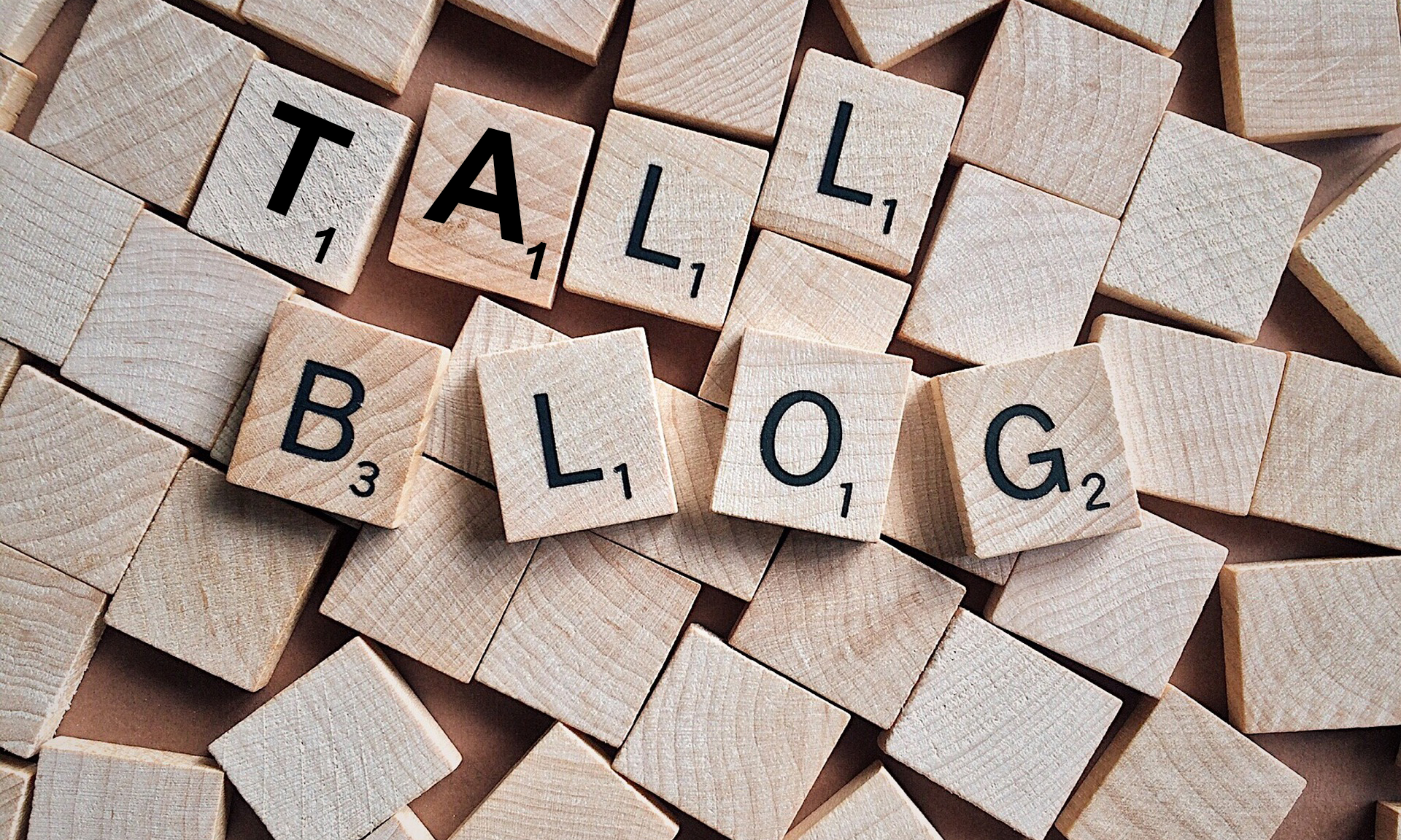 The TALL blog Page