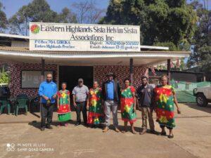 Eastern Highlands Sista Helvim Sista Association